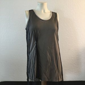 Vera Wang Sleeveless Top Sz Small